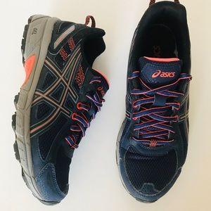 ASICS women's Gel Venture 6 running shoe size 8